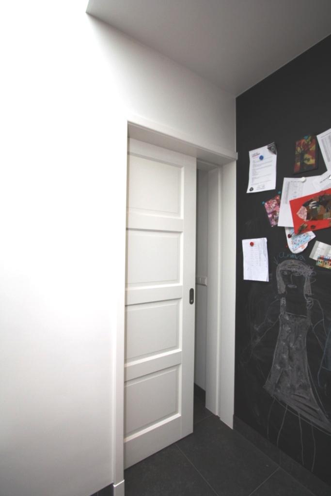 Particulier - Effen  - interieur