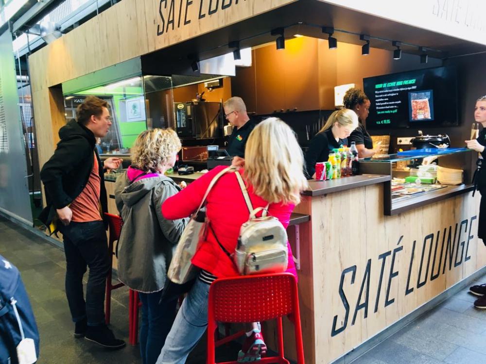 Saté lounge - Markthal - Rotterdam