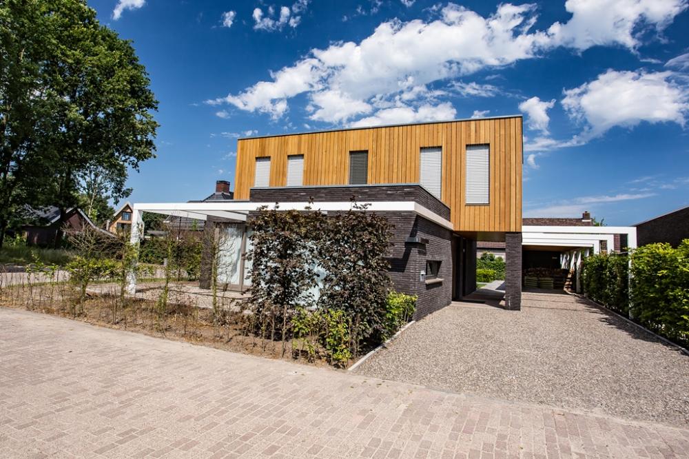 Particulier - Parc Tichelt Rijsbergen - architectuur