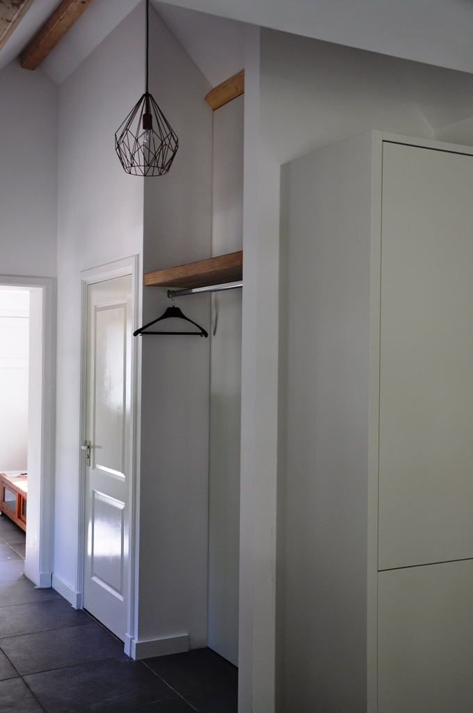 Particulier- Effen  - interieur
