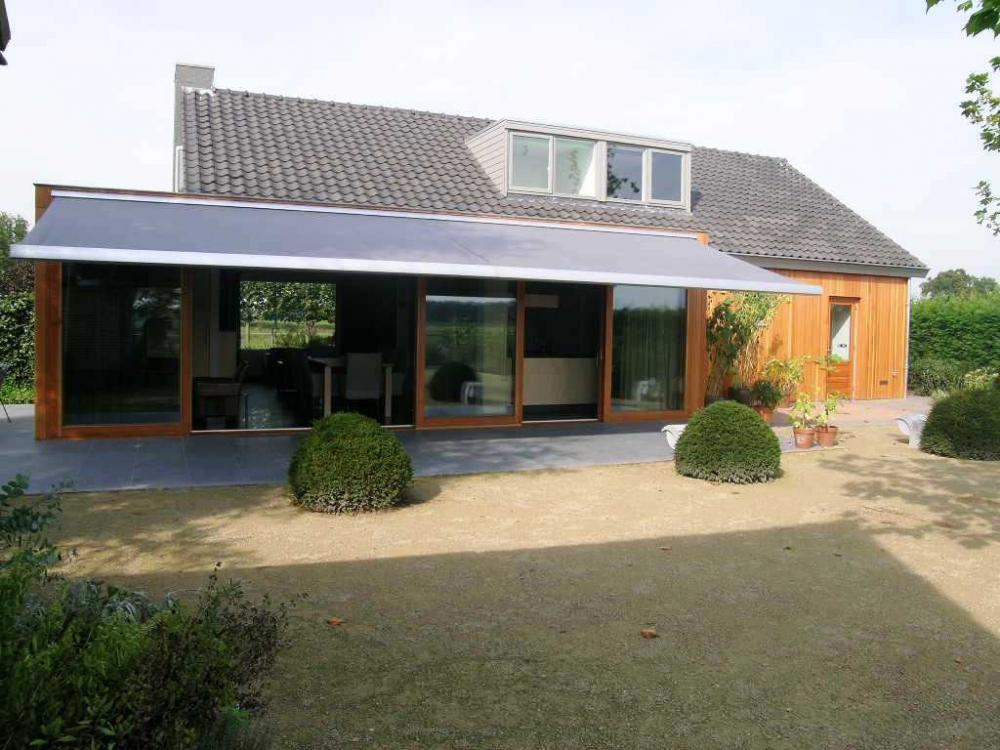 Particulier - buitengebied Rijsbergen - architectuur