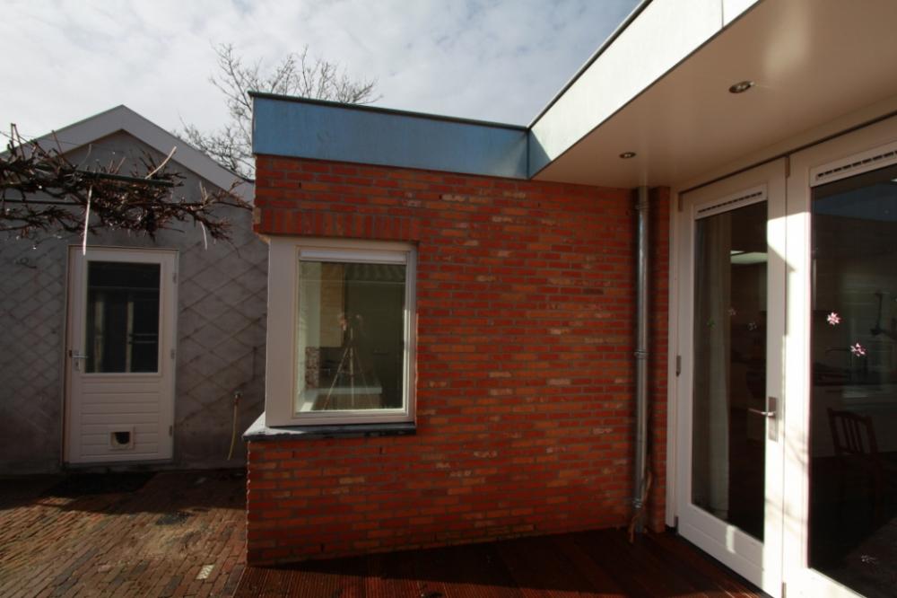 Particulier - Effen  - architectuur
