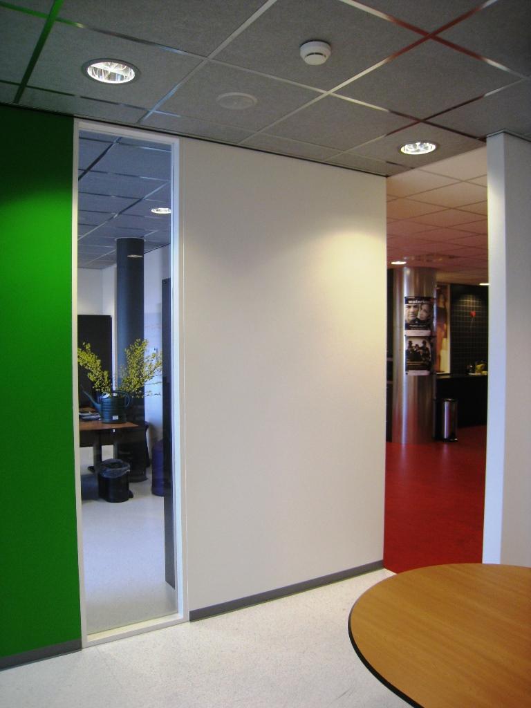Kantoor Chassé theater 3de verdieping  - Breda