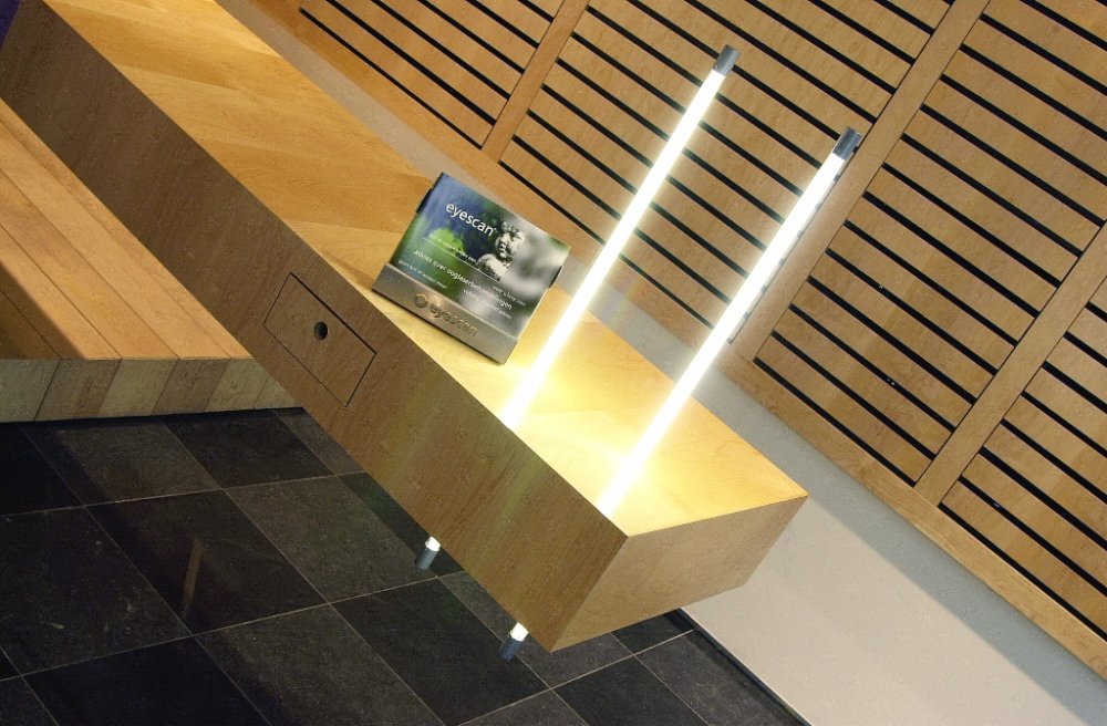 Brillenmode - Option - Breda - interieur